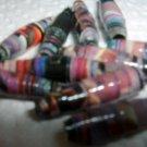 "Serendipity Paper Beads ""Luna"""