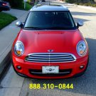 2011 MINI COOPER CLUBMAN 372 Miles Chilly Red / Silver $19,995 (COST4U)
