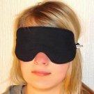 --NEW SOFT PADDED EYE / SLEEPING MASK BLINDFOLDS TRAVEL--