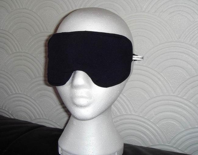 --Soft Padded Eye Shade Relax /Sleep Mask Migraine Relief--