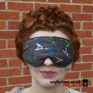 --EIFEL PARIS SOFT PADDED EYE / SLEEP MASK blindfolds travelrelax meditation--
