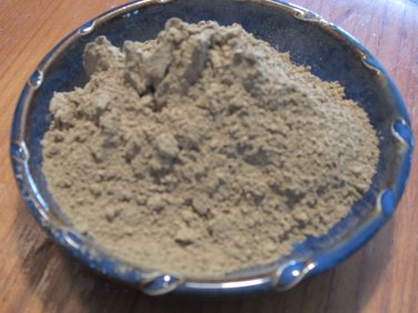 4oz Australian Olive Green Clay Powder