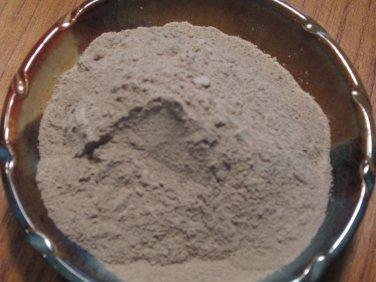 4oz Rhassoul (Red Moroccan) Clay Powder