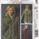 McCall's Sewing Pattern M4927 - Misses' Jacket (6-12)