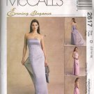 "McCall's ""Evening Elegance"" Sewing Pattern 2617 - Misses' Lined Gown & Bag (4 - 18)"