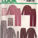 New Look Sewing Pattern 6291 - Women's Pajamas & Bathrobe (6-16)