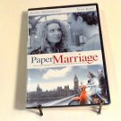 Paper Marriage (1992) NEW DVD