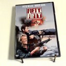 Fifty/Fifty (1992) NEW DVD