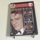 Richard Burton Triple Feature NEW DVD