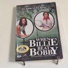 When Billie Beat Bobby (2001) NEW DVD upc1