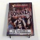 Bonanza The Bloodline & Escape to Ponderosa NEW DVD