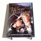 Of Human Bondage (1934) NEW DVD