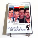 According to Spencer (2001) NEW DVD