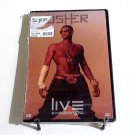 Usher Live Evolution 8701 (2002) NEW DVD