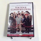 For Your Consideration (2006) NEW DVD
