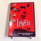 The Lesser Evil (1998) NEW DVD