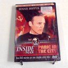 The Inside Man (1984) Panic in the City (1968) NEW DVD RARE
