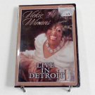 Vickie Winans Live in Detroit II (1999) NEW DVD