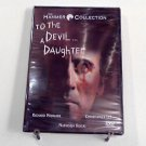 To the Devil a Daughter (1976) NEW DVD