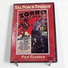 Zorro Rides Again (1937) NEW DVD IMAGE