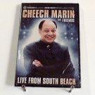 Cheech Marin & Friends Live from South Beach (2006) NEW DVD