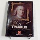 History Channel presents Ben Franklin NEW DVD