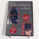 Christmas in New England (2000) NEW DVD