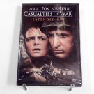 Casualties of War (1989) NEW DVD EXTENDED CUT