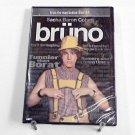 Bruno (2009) NEW DVD