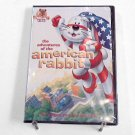 The Adventures of the American Rabbit (1986) NEW DVD