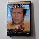 The Patriot (2000) NEW DVD SPECIAL EDITION