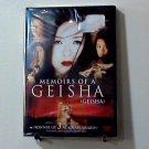 Memoirs of a Geisha (2005) NEW DVD
