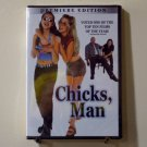 Chicks Man (2000) NEW DVD