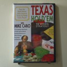 Texas Hold'Em Winning Strategy with Mike Caro (2005) NEW DVD