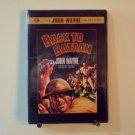 Back to Bataan (1945) NEW DVD