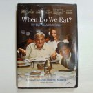 When Do We Eat? (2005) NEW DVD