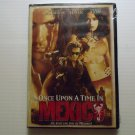 Once Upon a Time in Mexico (2003) NEW DVD