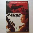 Striking Range (2005) NEW DVD indent