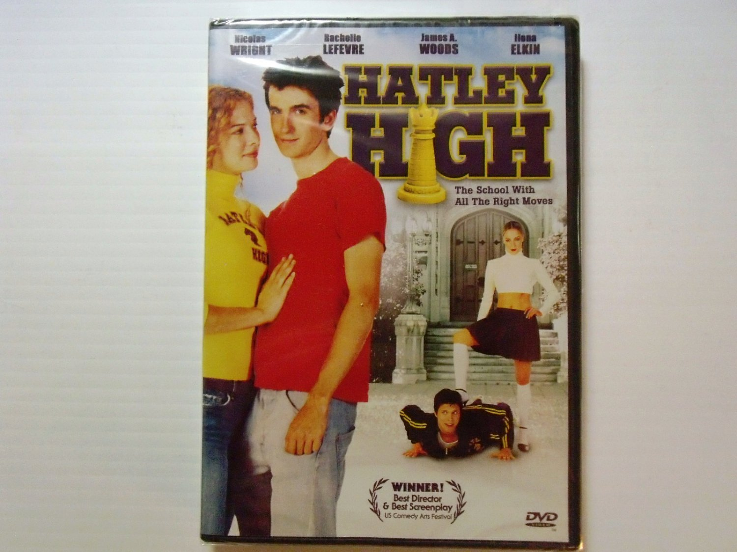 Hatley High Hatley High 2003 New Dvd