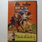 Never So Few (1959) NEW DVD
