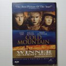 Cold Mountain (2003) NEW DVD 2-DISC COLLECTOR'S EDITION