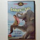 Larger than Life (1996) NEW DVD