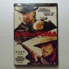 3:10 to Yuma (2007) NEW DVD