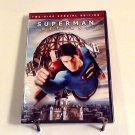 Superman Returns (2006) NEW DVD 2-DISC S.E.