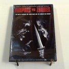 Vampires vs Zombies (2004) NEW DVD