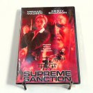 Supreme Sanction (1999) NEW DVD