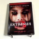 3 Extremes (2004) NEW DVD 2-DISC S.E.