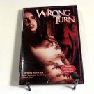 Wrong Turn (2003) NEW DVD