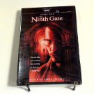 The Ninth Gate (1999) NEW DVD
