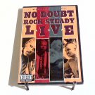No Doubt Rock Steady Live (2003) NEW DVD